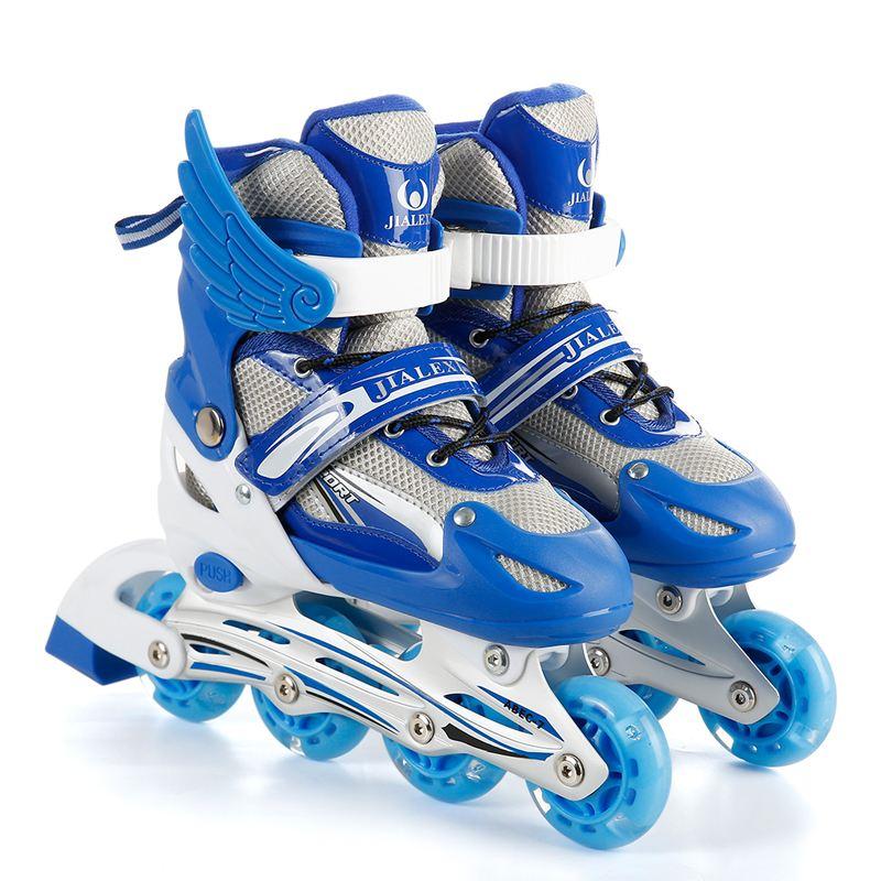 【俱乐部专用】十三大专利 雄风A3/368轮滑鞋 儿童溜冰鞋