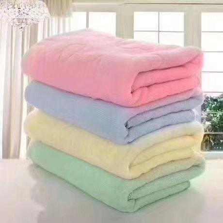 【供用】韩国100万条超细纤维印花毛巾