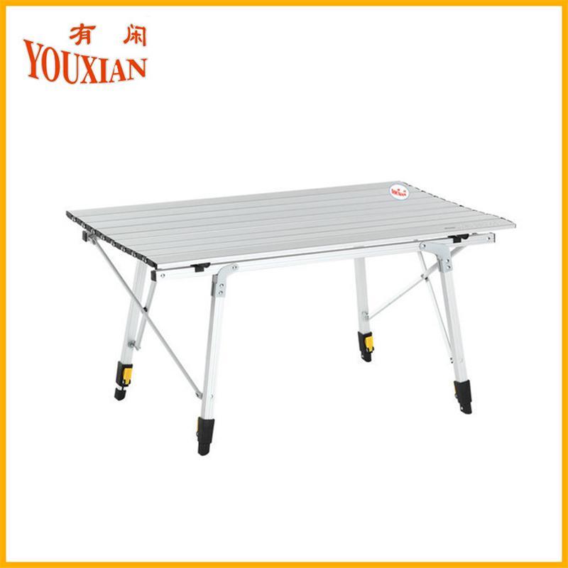 【供应】多功能折叠桌-户外升降铝合金-FU1502