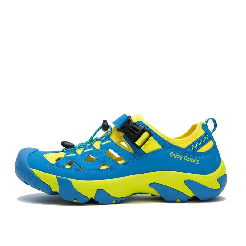 【供用】韩国-户外鞋-沙滩鞋-干涉水鞋-防滑-钓鱼鞋-洞洞鞋