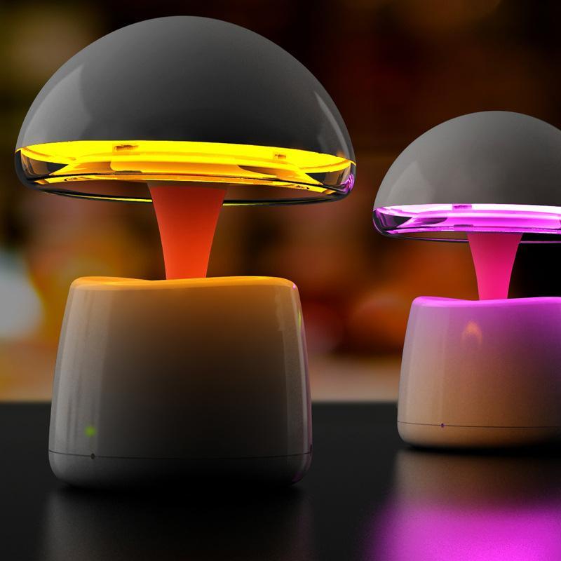 【厂家批发】多功能音响灯-有闹钟功能-礼品定制-蓝牙