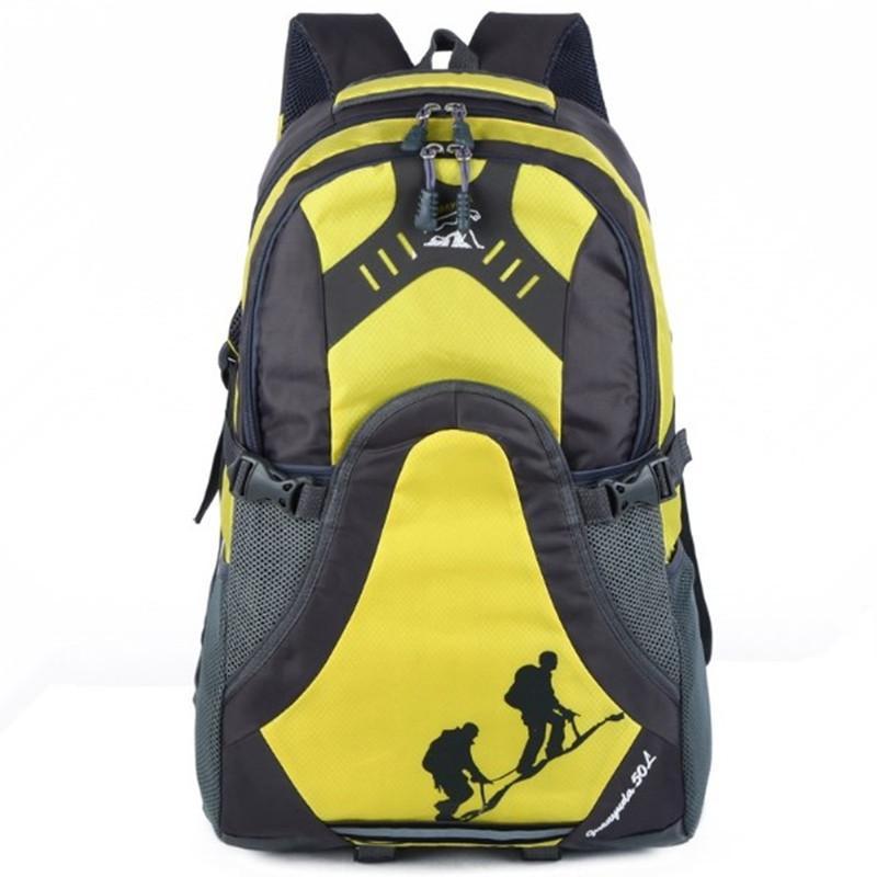 【批发】户外双背包-50L容量-登山包