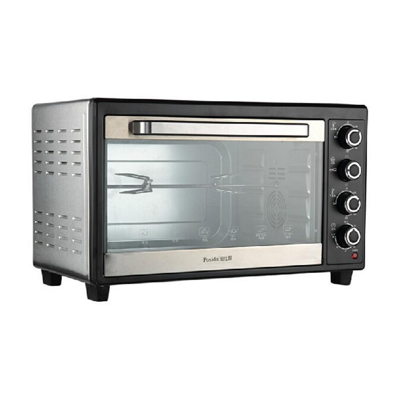 48L大容量最高端配置-热风旋转叉电烤箱
