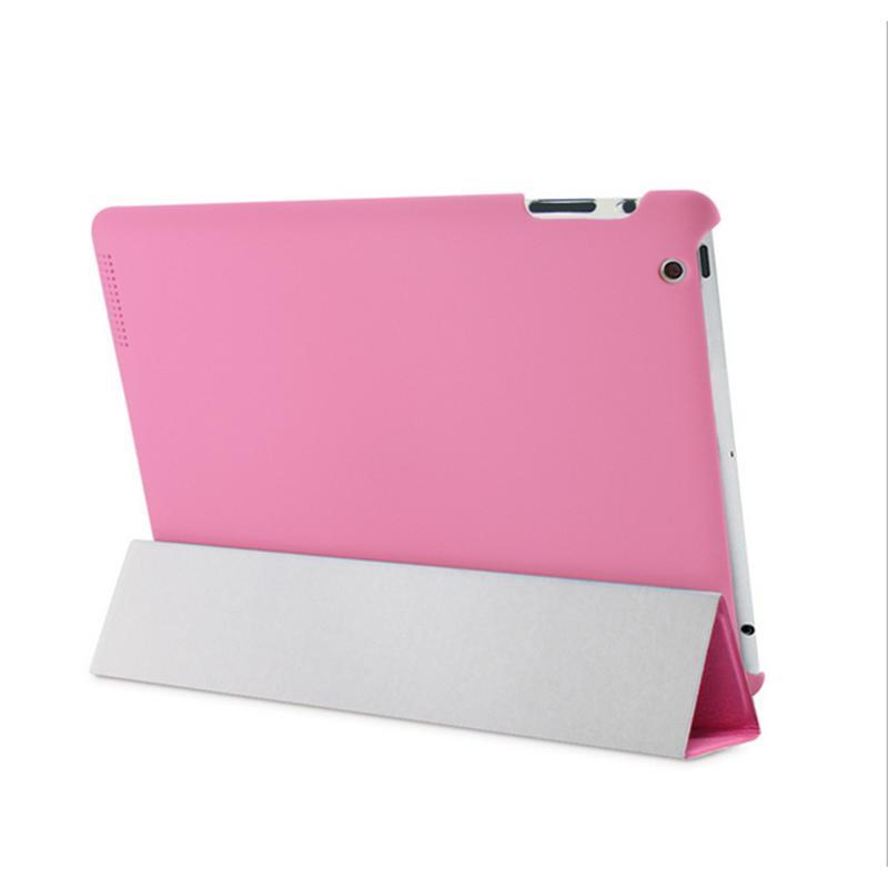 EXCO苹果iPad-2/3/4平板三折页皮套