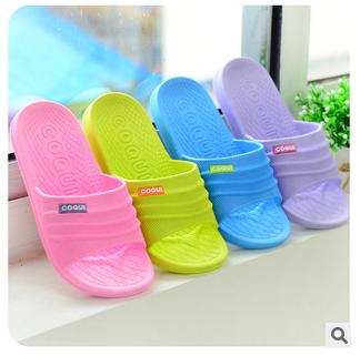 【批发】凉拖鞋-厚底-防滑-透气-颜色多种
