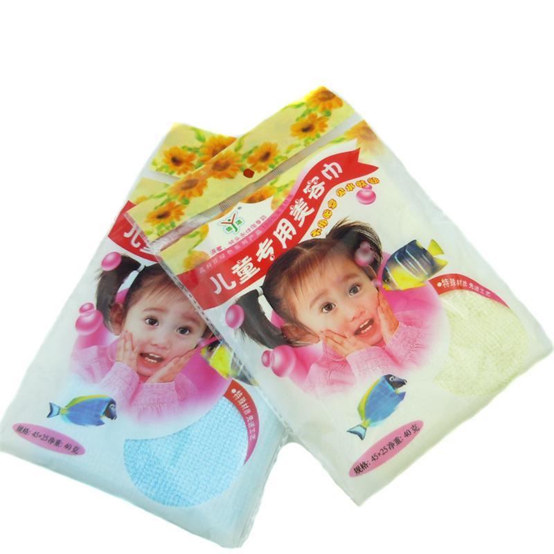 怡洁纯天然木纤维毛巾|40g儿童毛巾
