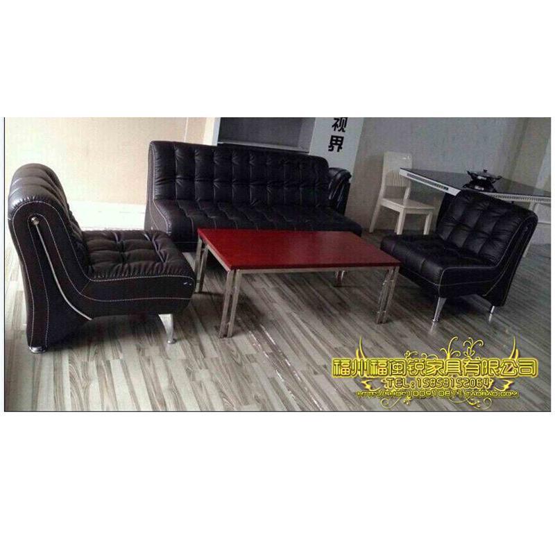 福州|办公沙发|会客接待沙发|皮质沙发|休闲沙发|茶几