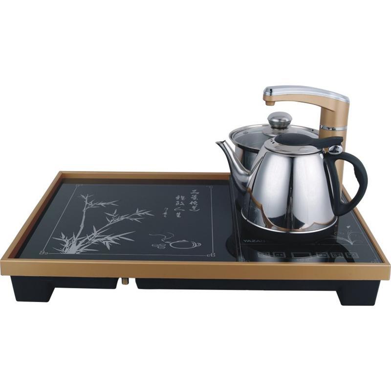 【批发】自动抽水茶盘-抽水壶-电热水壶-电茶炉
