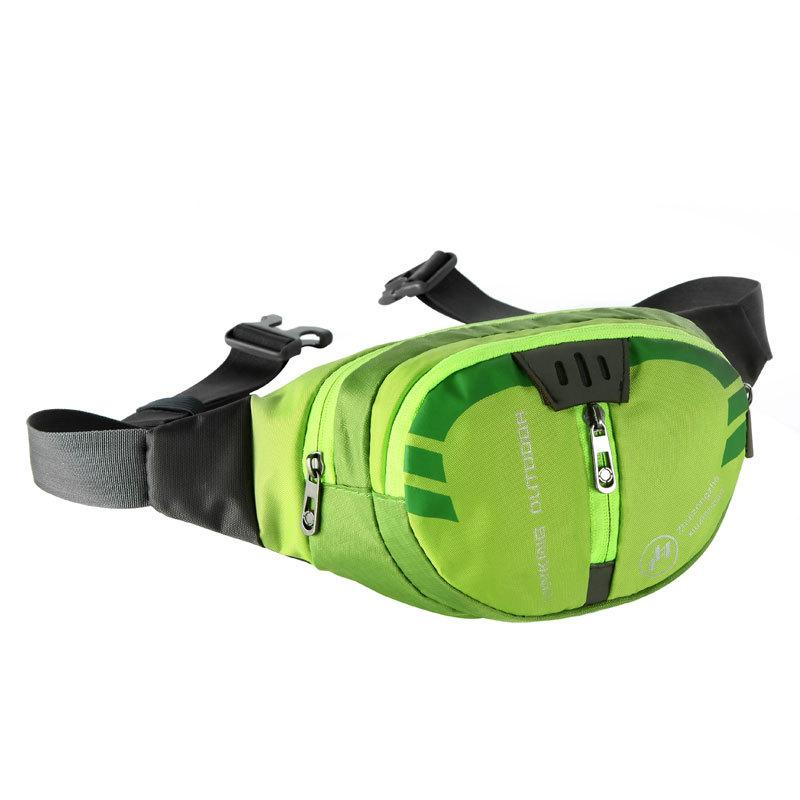 【批发】户外运动腰包-手提多功能跑步随身包