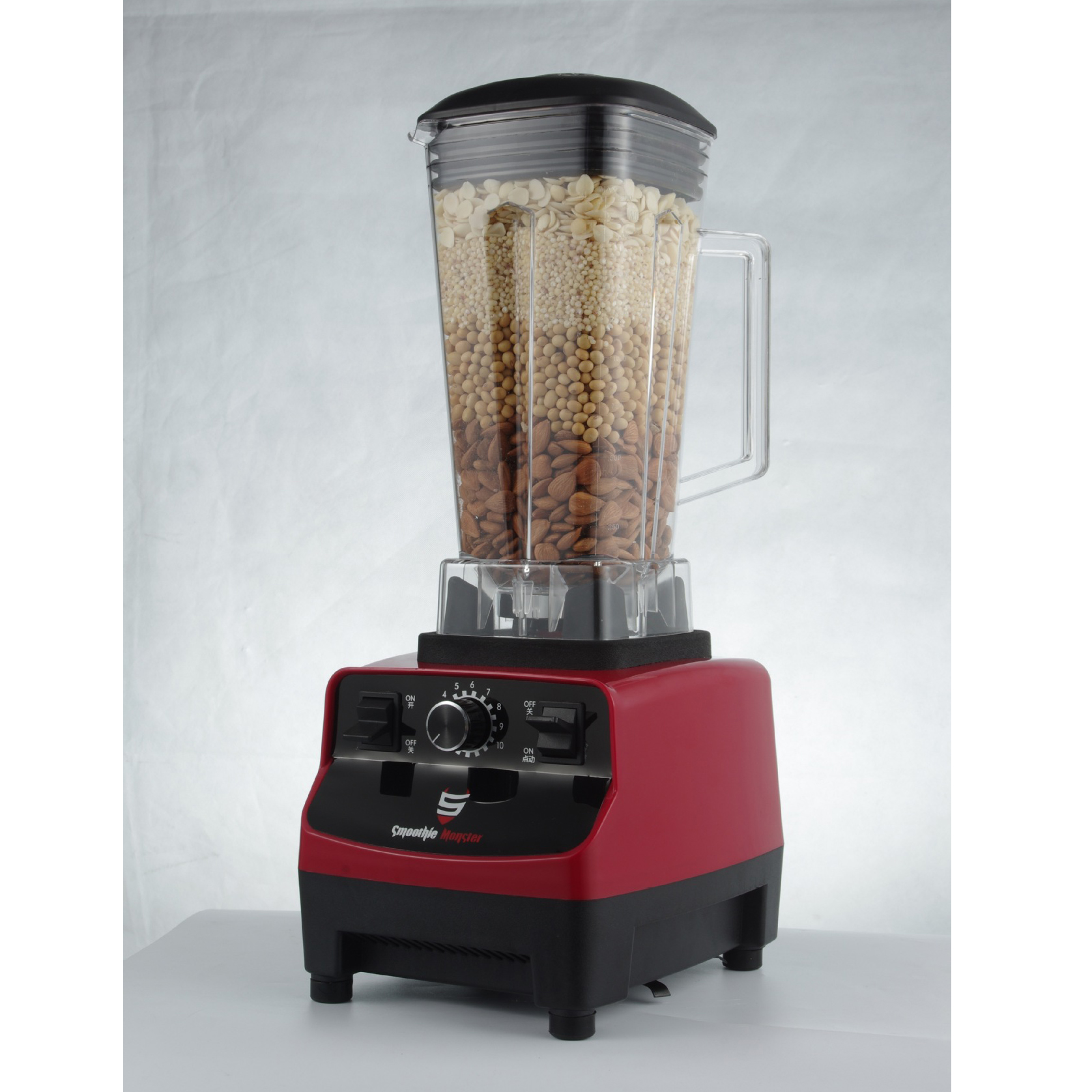 先邦榨汁机多功能破壁料理机 现磨豆浆机 料理破壁机
