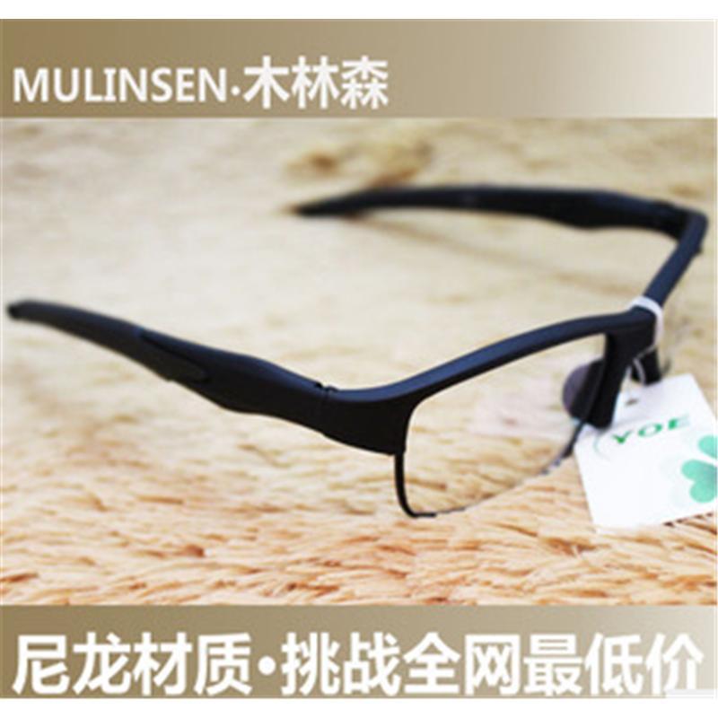 高档眼镜-时尚平光镜-尼龙材质光学镜-非老花