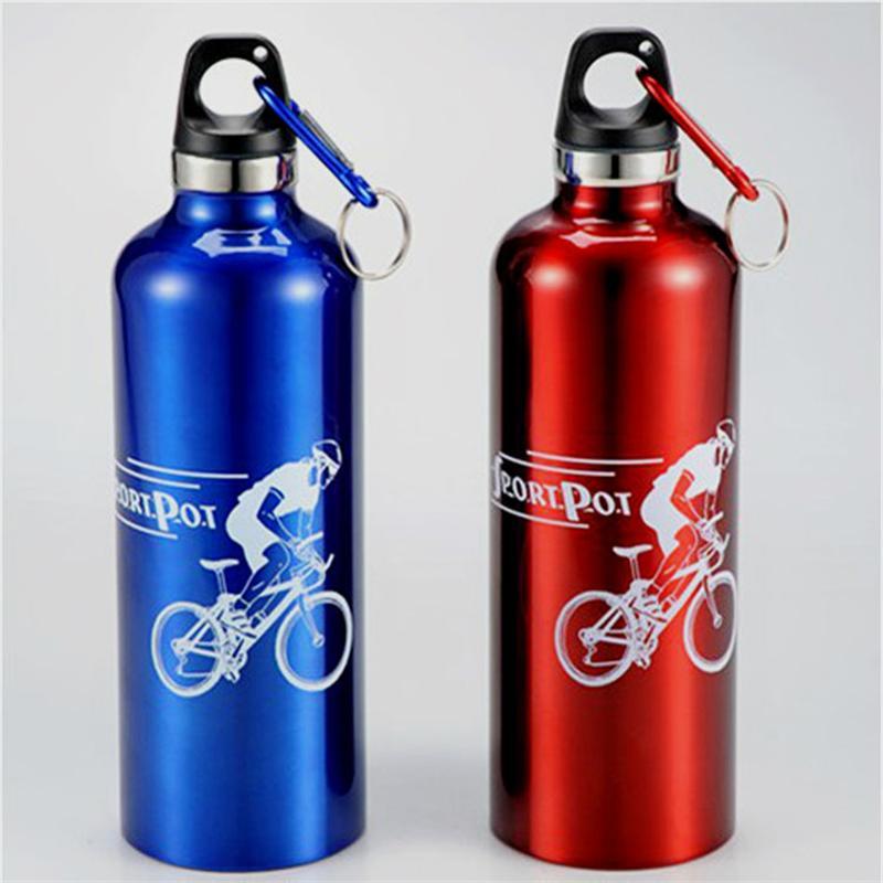 供应【正品】不锈钢运动水壶-真空保温瓶500ML
