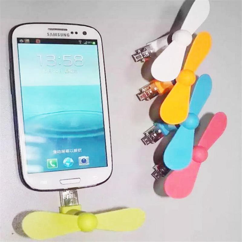 安卓手机风扇-USB-超静音
