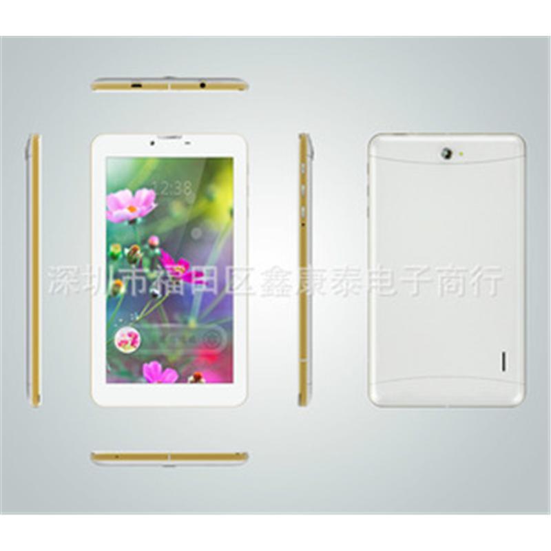 【新款】平板电脑-双卡双待-可通话-金属彩色边